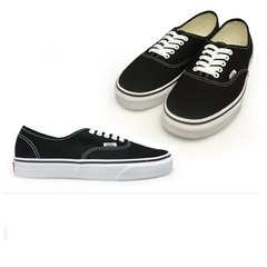 Tênis Vans Authentic Classic Preto