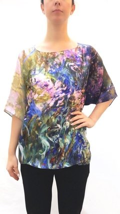 Camiseta Morcego Monet