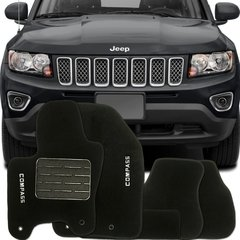 CT5555 TAPETE CARPETE COMPASS (JEEP)