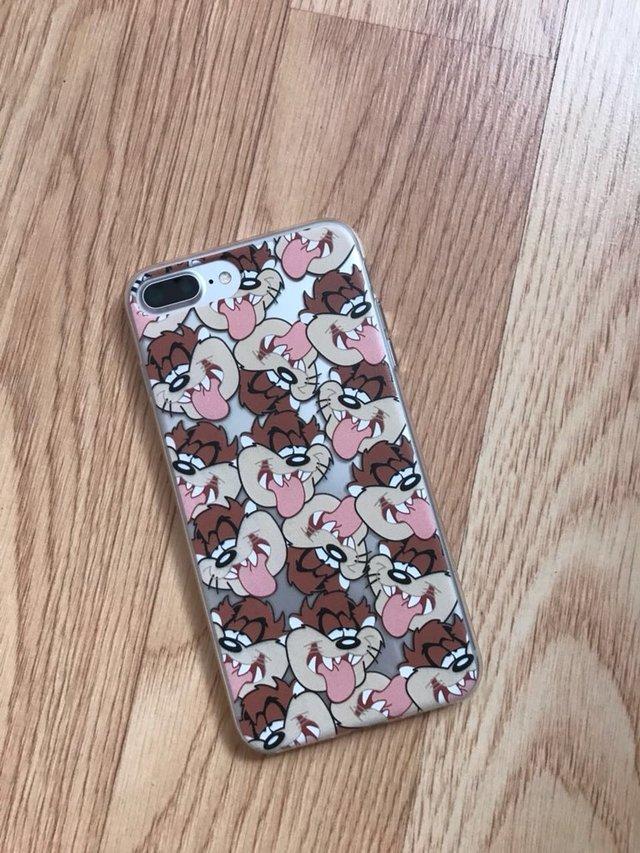 Funda iPhone 7 Plus DEMONIO DE TAZMANIA - Urban Cases