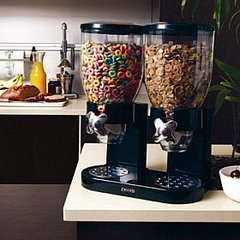 DISPENSER CEREAL DOBLE - MARCA ZEVRO