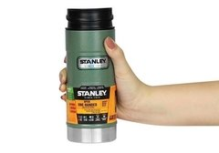 VASO STANLEY ONE HAND VERDE 354ML en internet