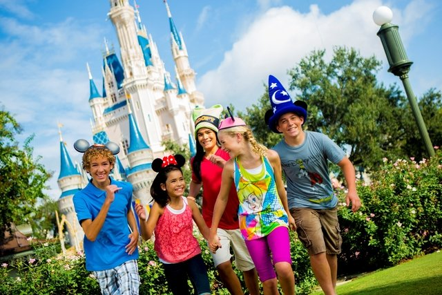 DISNEY MAGIC KINGDOM - 1 DIA - ALTA TEMPORADA (PEAK)
