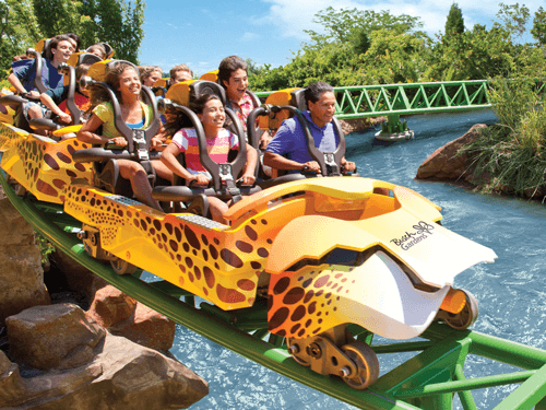 SEA WORLD - PARQUES ILIMITADOS - VISITE 4 PARQUES POR 14 DIAS: SEA WORLD, BUSCH GARDENS TAMPA, AQUATICA ORLANDO OU ADVENTURE ISLAND TAMPA