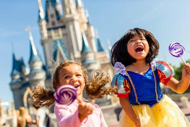 DISNEY MAGIC KINGDOM - 1 DIA - MÉDIA TEMPORADA (REGULAR) - comprar online
