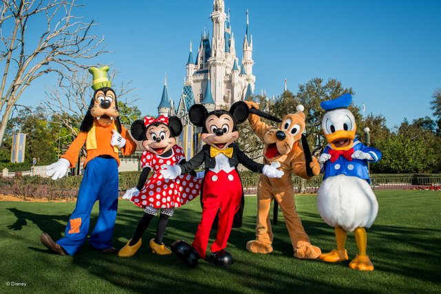 DISNEY - 4 DIAS - VISITE 1 PARQUE POR DIA: MAGIC KINGDOM, DISNEY'S HOLLYWOOD STUDIOS, EPCOT E DISNEY'S ANIMAL KINGDOM - comprar online