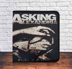 CARPETA ASKING ALEXANDRIA