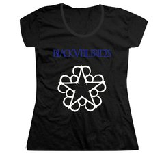 REMERA BLACK VEIL BRIDES