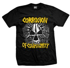Remera CORROSION OF COMMUNITY