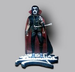 Figura de Madera KING DIAMOND