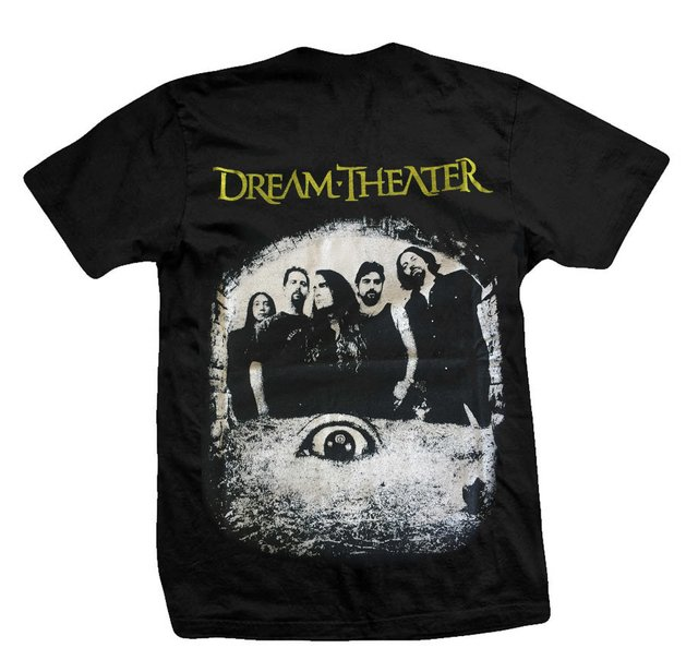 Remera DREAM THEATER LOGO - comprar online