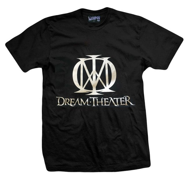 Remera DREAM THEATER LOGO