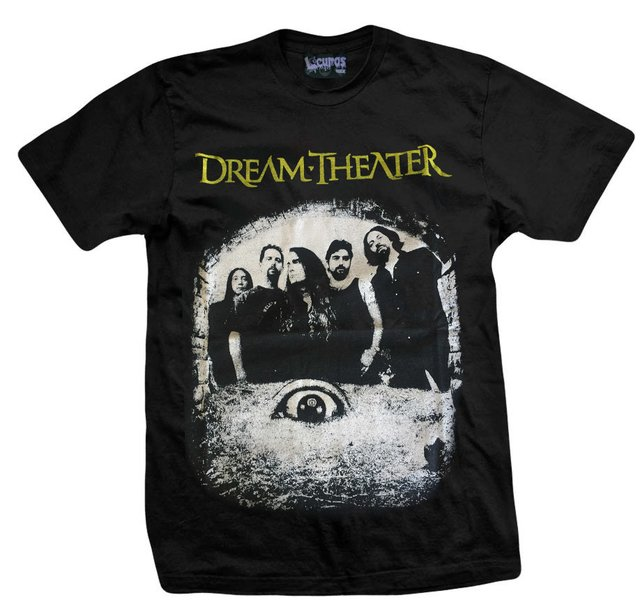 Remera DREAM THEATER BAND