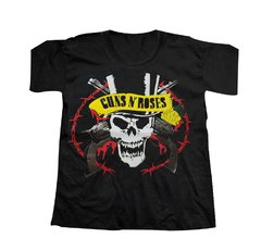 REMERA GUNS AND ROSES - CALAVERA