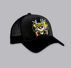 Gorra GUNS AND ROSES CALAVERA