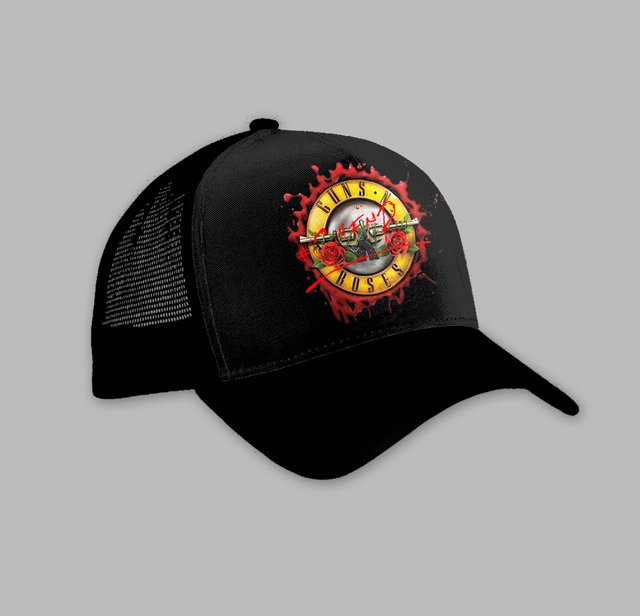 Gorra GUNS AND ROSES UNPLUGGED