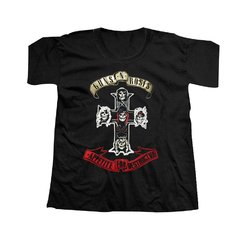 REMERA GUNS AND ROSES - APPETITE FOR DESTRUCTION