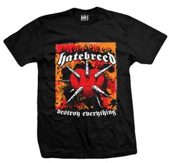 Remera HATEBREED - DESTROY EVERYTHING