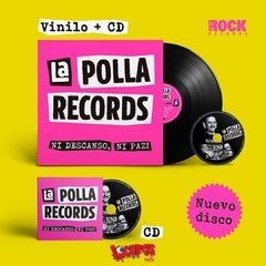 CD + Vinilo La Polla Records