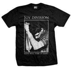 Remera JOY DIVISION - LOVE WILL TEAR US APART