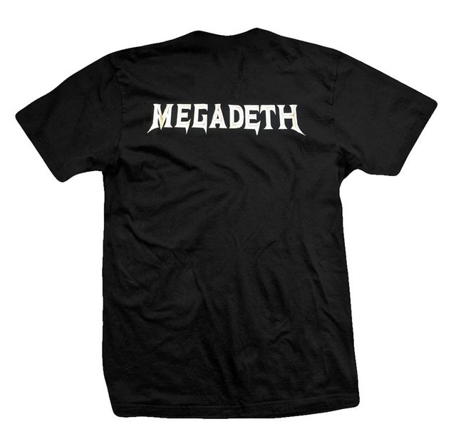 Remera MEGADETH RUST IN PEACE - comprar online