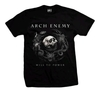 Remera Arch Enemy - Will To Power