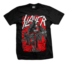 Remera Slayer - God Hate US All