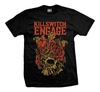 Remera Killswitch Engage - Death Rose