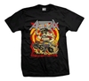 Remera Anthrax - Trashing Car