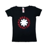 Remera Red Hot Chilli Peppers - Logo (Mujer)