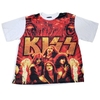 Remera Promo Kiss - Sublimada