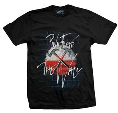Remera PINK FLOYD THE WALL
