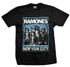 Remera RAMONES - NEW YORK CITY - comprar online