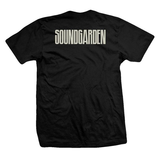 Remera SOUNDGARDEN LION - comprar online