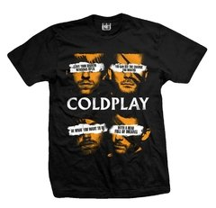 Remera COLDPLAY HEADFULL OF DREAMS