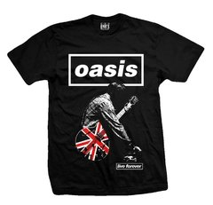 Remera OASIS LIVE FOREVER