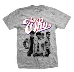 Remera THE WHO THE KIDS
