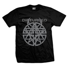 Remera DISTURBED STONE