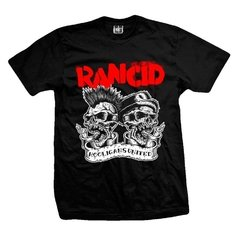 Remera RANCID HOOLIGANS UNITED
