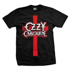 Remera OZZY OSBOURNE BLIZZARD OFF OZZ