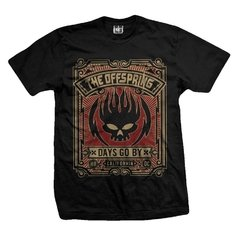 Remera THE OFFSPRING DAYS GO BY
