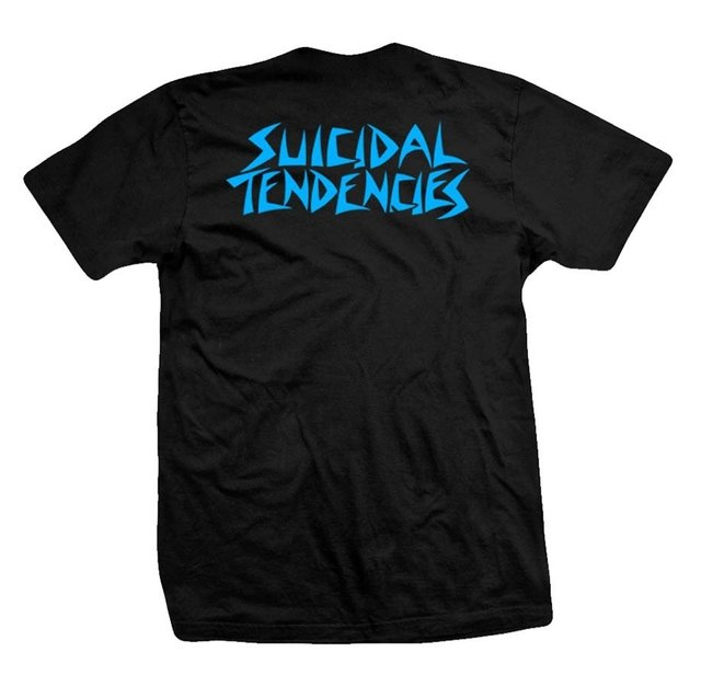 Remera SUICIDAL TENDENCIES POOL PARTY - comprar online