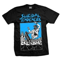 Remera SUICIDAL TENDENCIES POOL PARTY