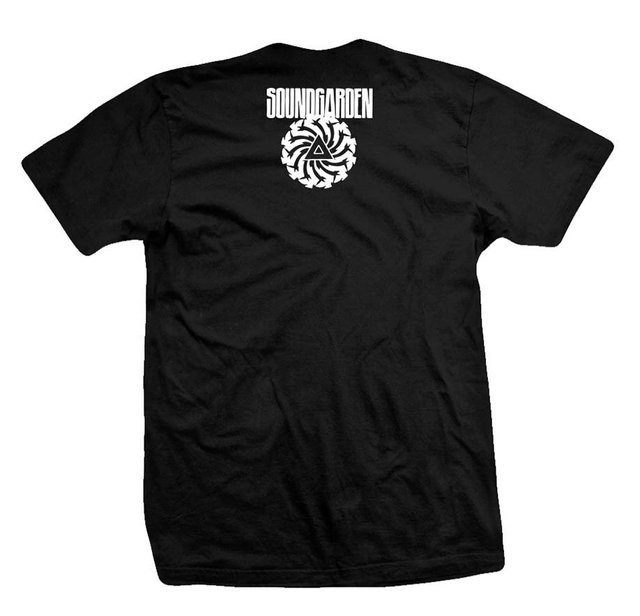 Remera SOUNDGARDEN BAD MOTOR FINGER - comprar online