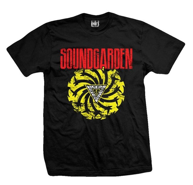 Remera SOUNDGARDEN BAD MOTOR FINGER