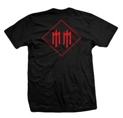 Remera MARILYN MANSON TWO FACES - comprar online