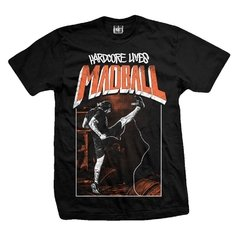 Remera MADBALL HARDCORE LIVES