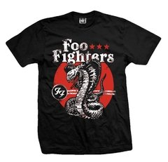 Remera FOO FIGHTERS COBRA