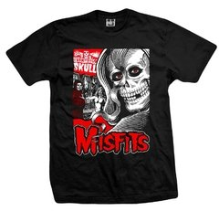 Remera MISFITS I WANT YOUR SKULL