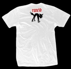 Remera RANCID OUT COMES THE WOLVES - comprar online